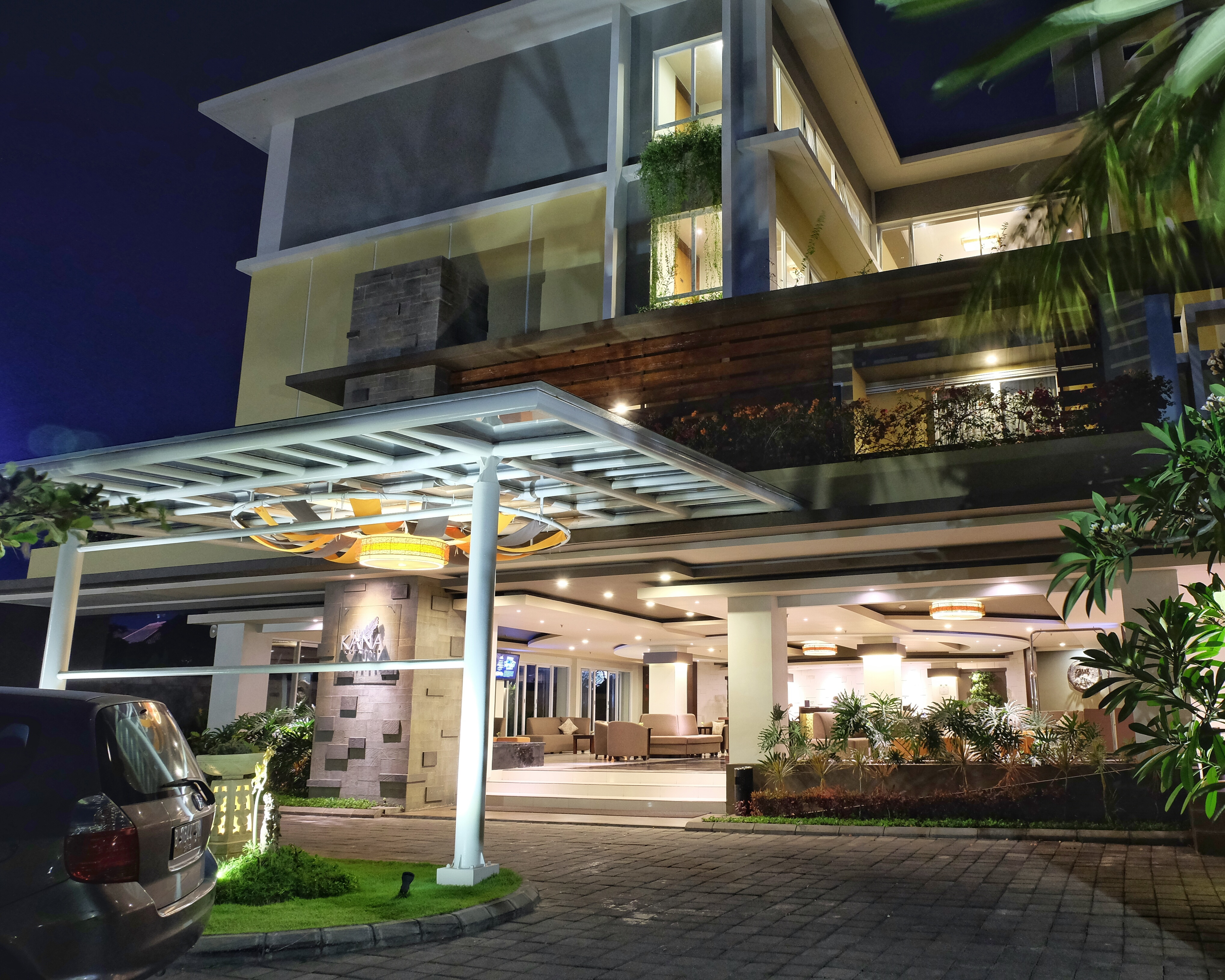 The kana family friendly hotel foodcious for Family hotels bali