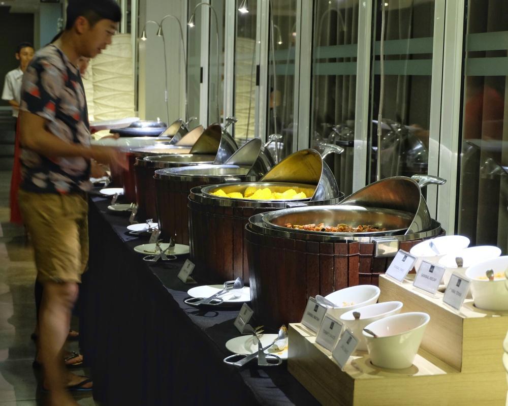 BBQ Dinner - Buffet