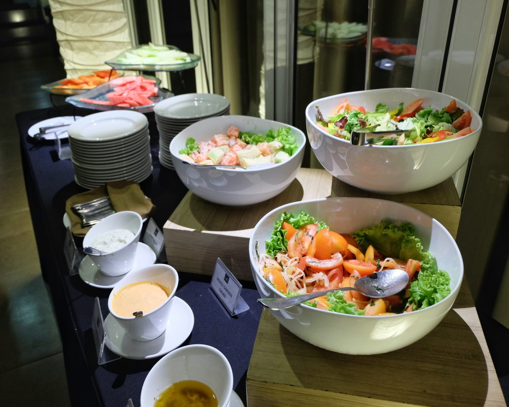 BBQ Dinner - Salad Bar