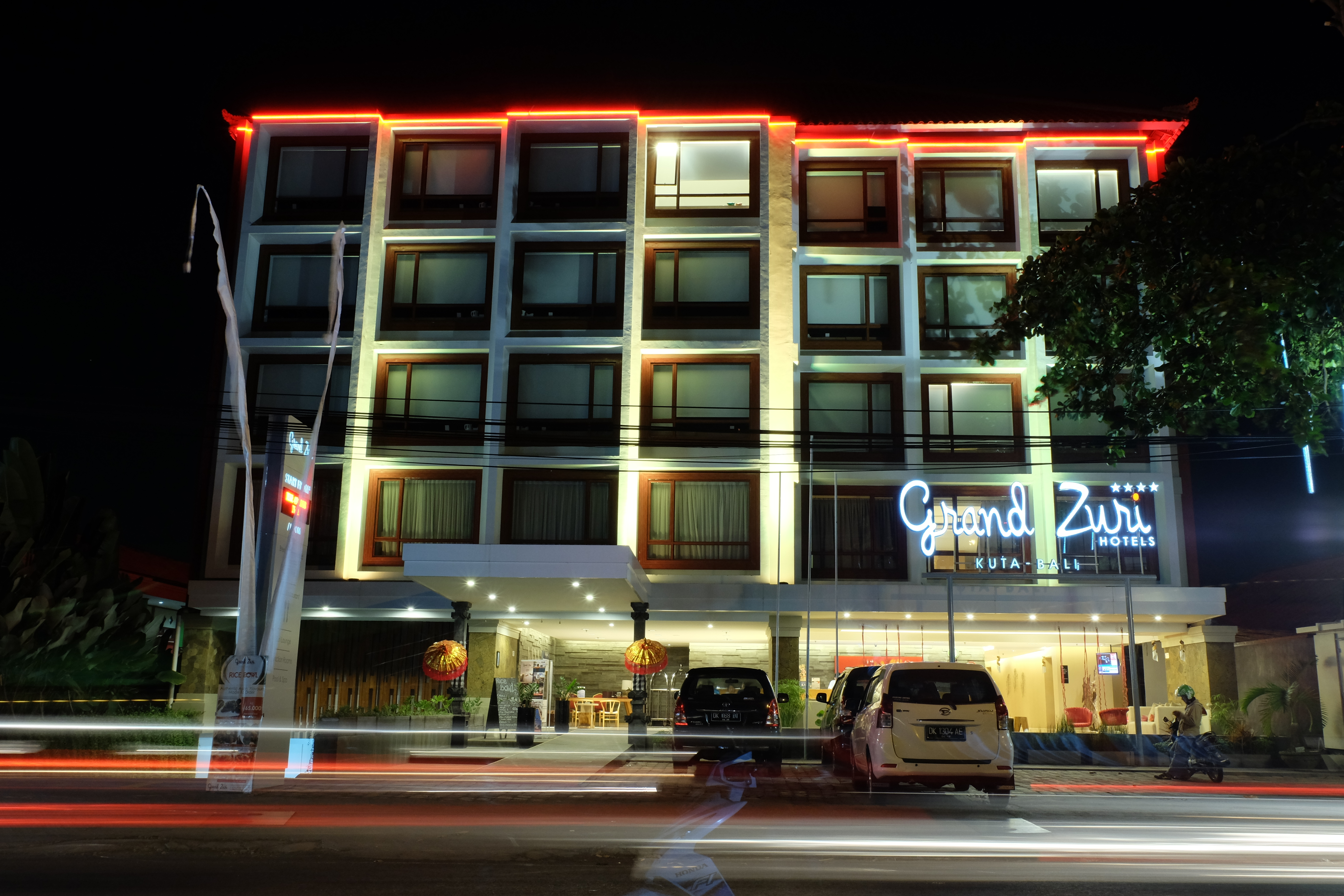 Grand Zuri Kuta Simple Yet Comfort Hotel Foodcious